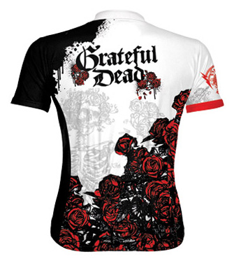 Grateful Dead cycling jersey Primal Wear