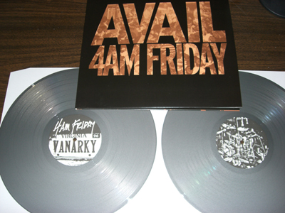 Photos Of Avail Gaslight Anthem A Life Once Lost Vinyl