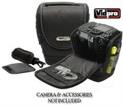 5095: VIDPRO CASE  FOR SLR Camera ZM-40