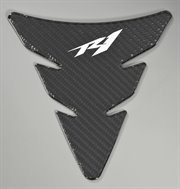 14B-F41D0-V0-00: YAMAHA Tank Pad Carbon Fiber Look &#39;09-11 R1 Street