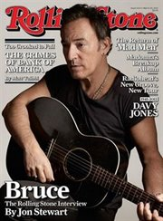 RS1153: Bruce Springsteen -  Rolling Stone 1153 March 29 2012