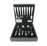 AME-1860CAB32B: Amefa Premier Oxford 32 Piece Canteen of Cutlery