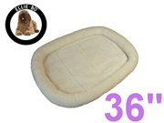 EB-DB36W: Ellie-Bo Bedding for 36 inch Large Dog Cage