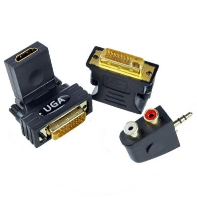 USB to DVI VGA HDMI Display Graphics Adapter Converter