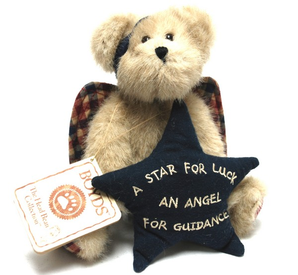 Genuine Boyds Bear Angelstar Archive Collection